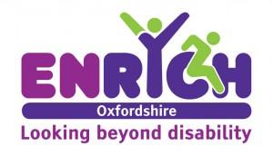 Enrych Oxfordshire logo