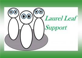 Laurel Leaf logo