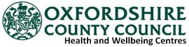 Oxfordshire County Council health and wellbeing centres