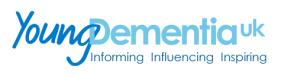 YoungDementiaUK logo