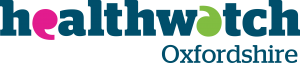Healthwatch Oxfordshire logo