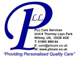 PLL Care logo