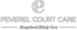 Peverel Court Care logo