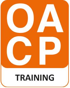 OACP orange logo
