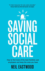 Image of Saving Social Care book