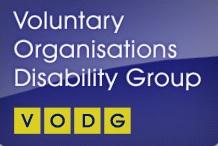 V O D G logo