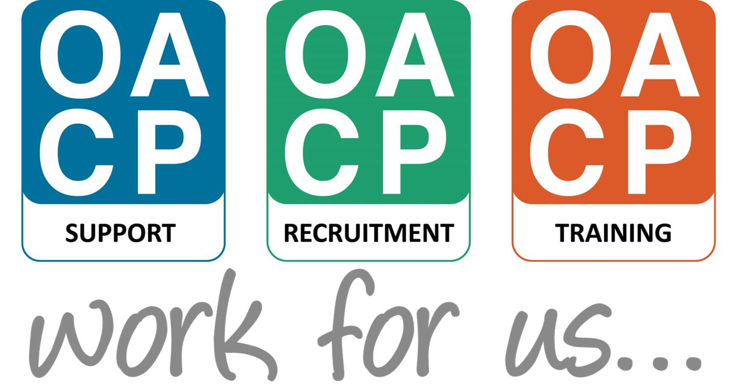 OACP work for us logo
