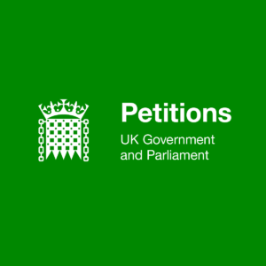 UK parliament petitions graphic