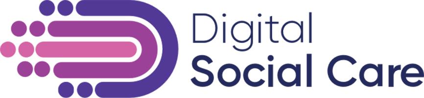 Digital Social Care Logo